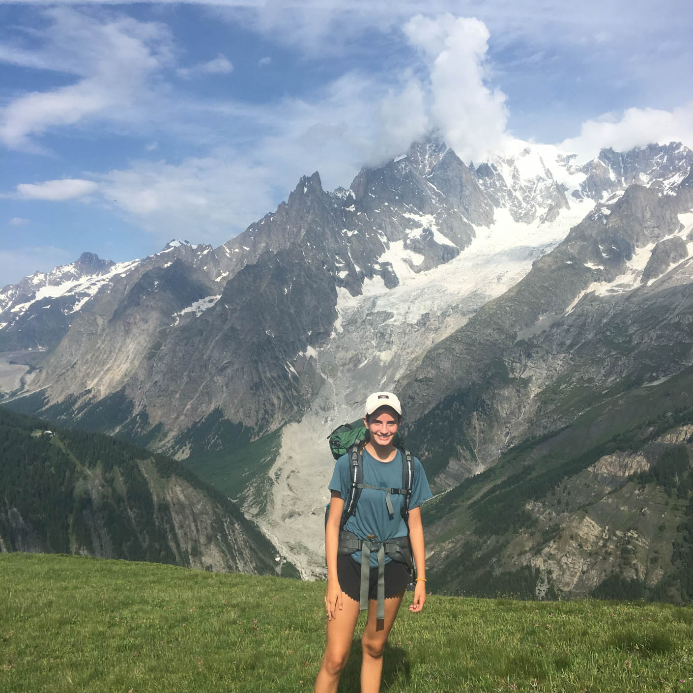 Europe Alps Explorer backpacking