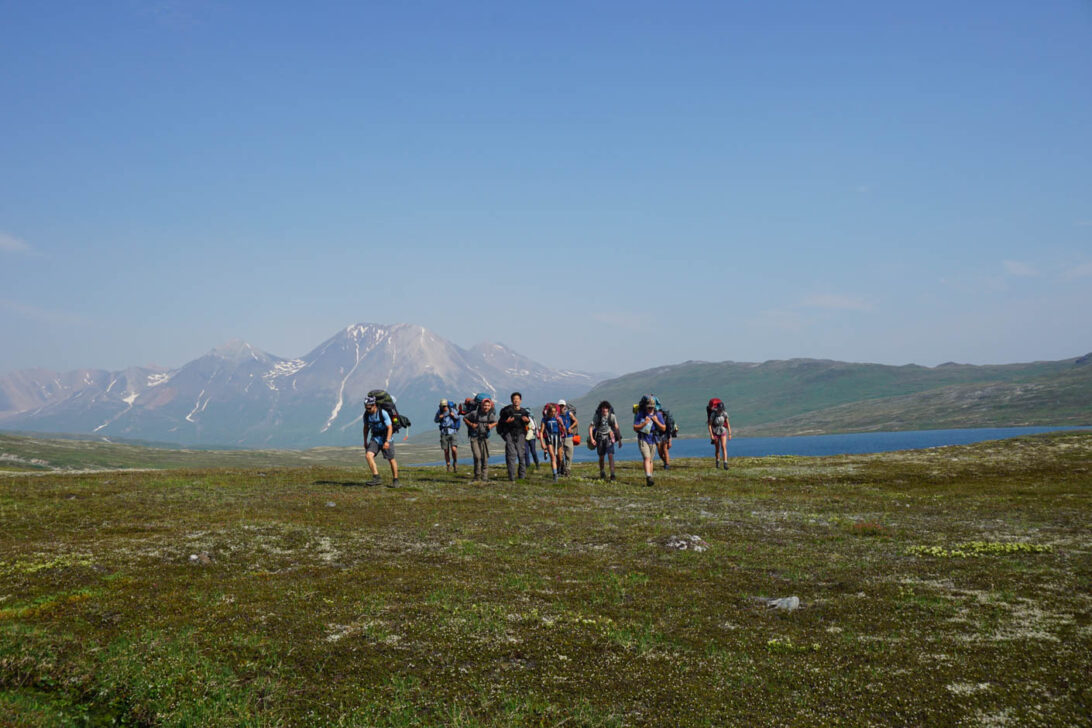 Alaska Southeast backpacking