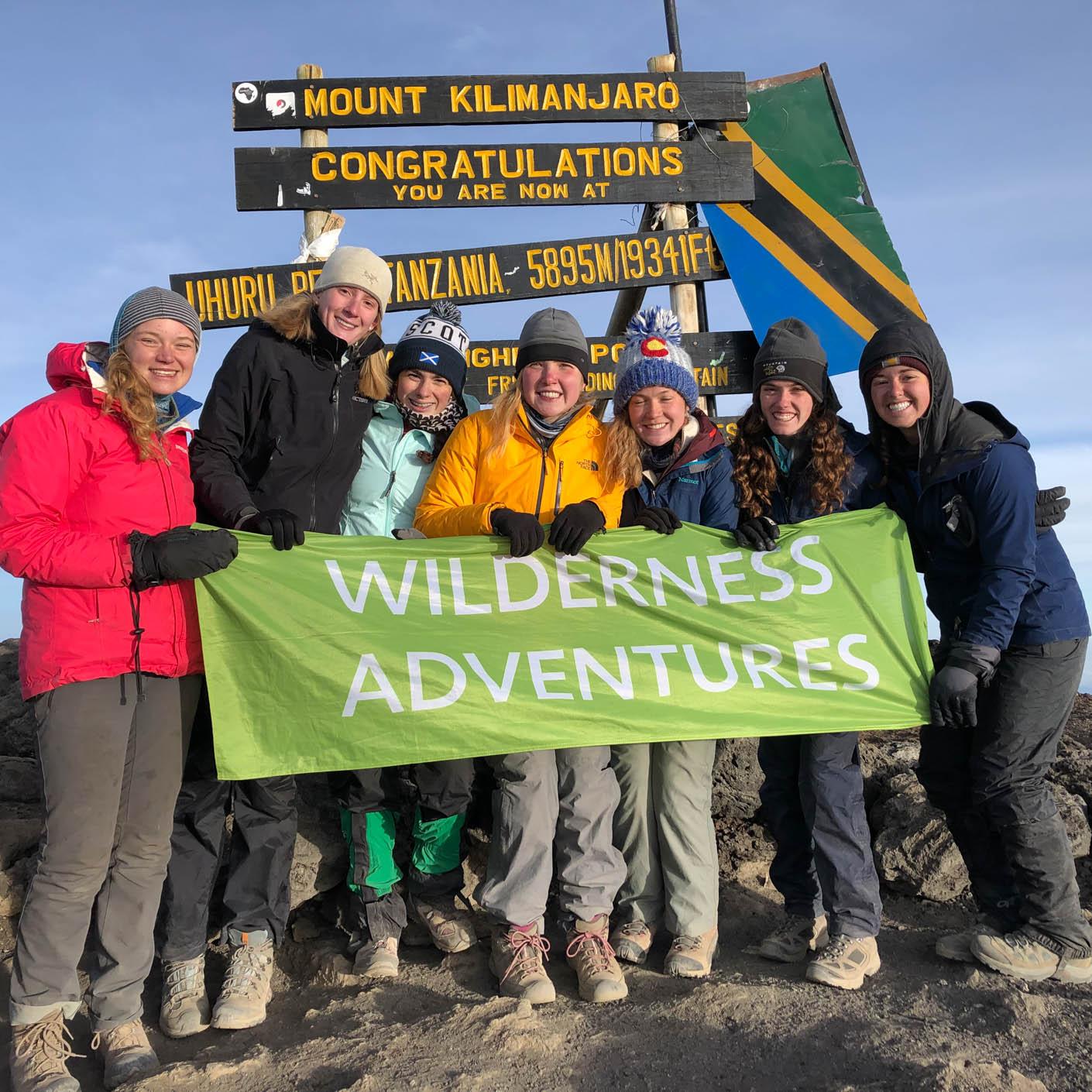Kilimanjaro backpacking