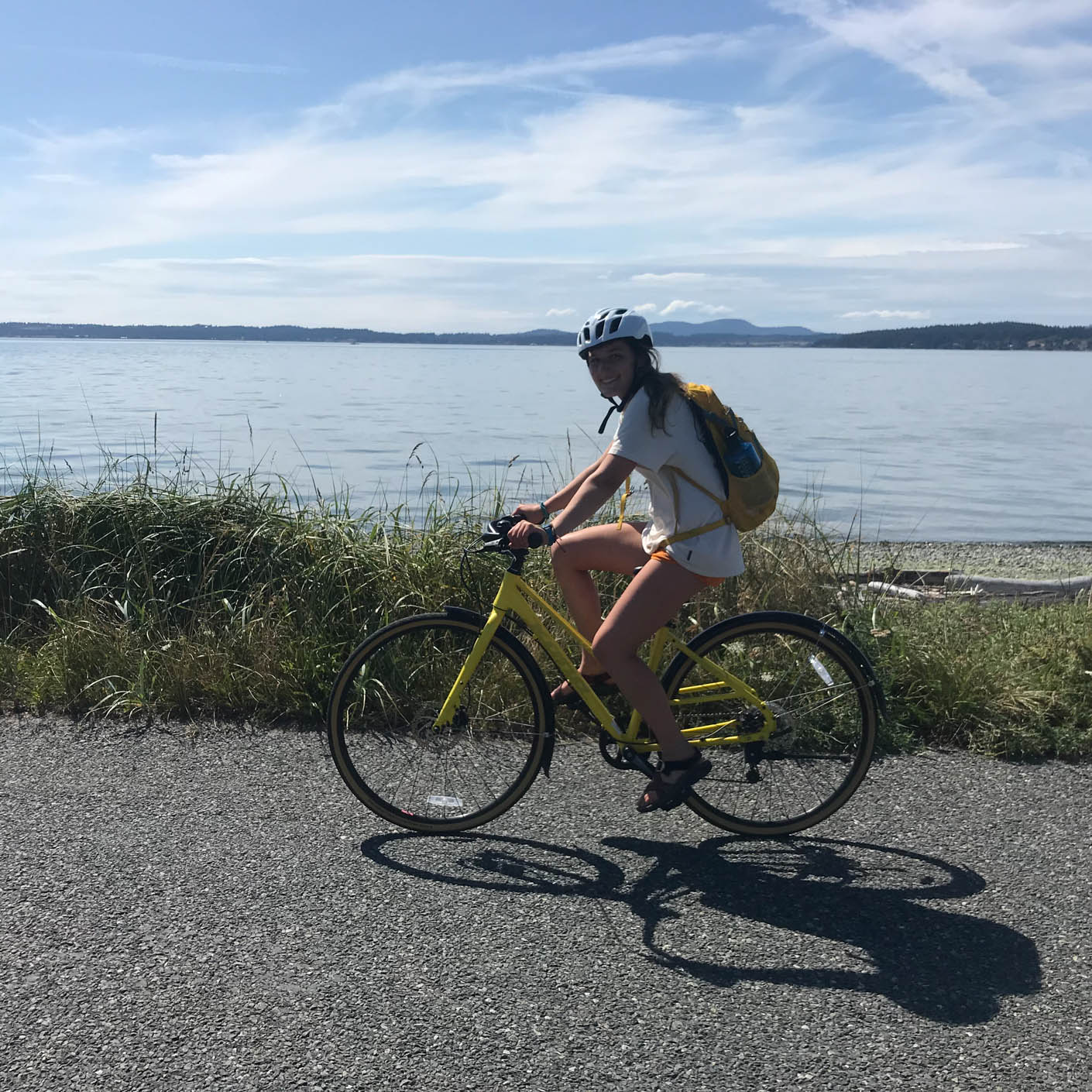 British Columbia biking