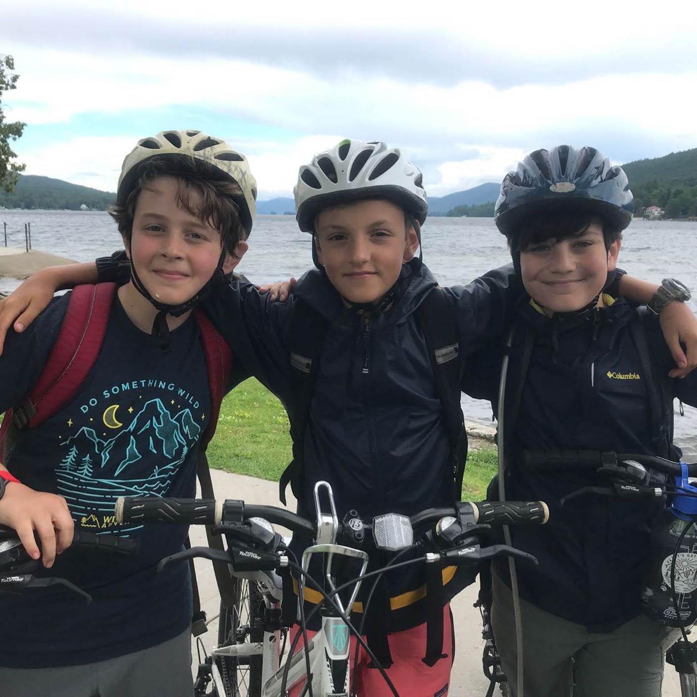 Adirondack Discovery biking
