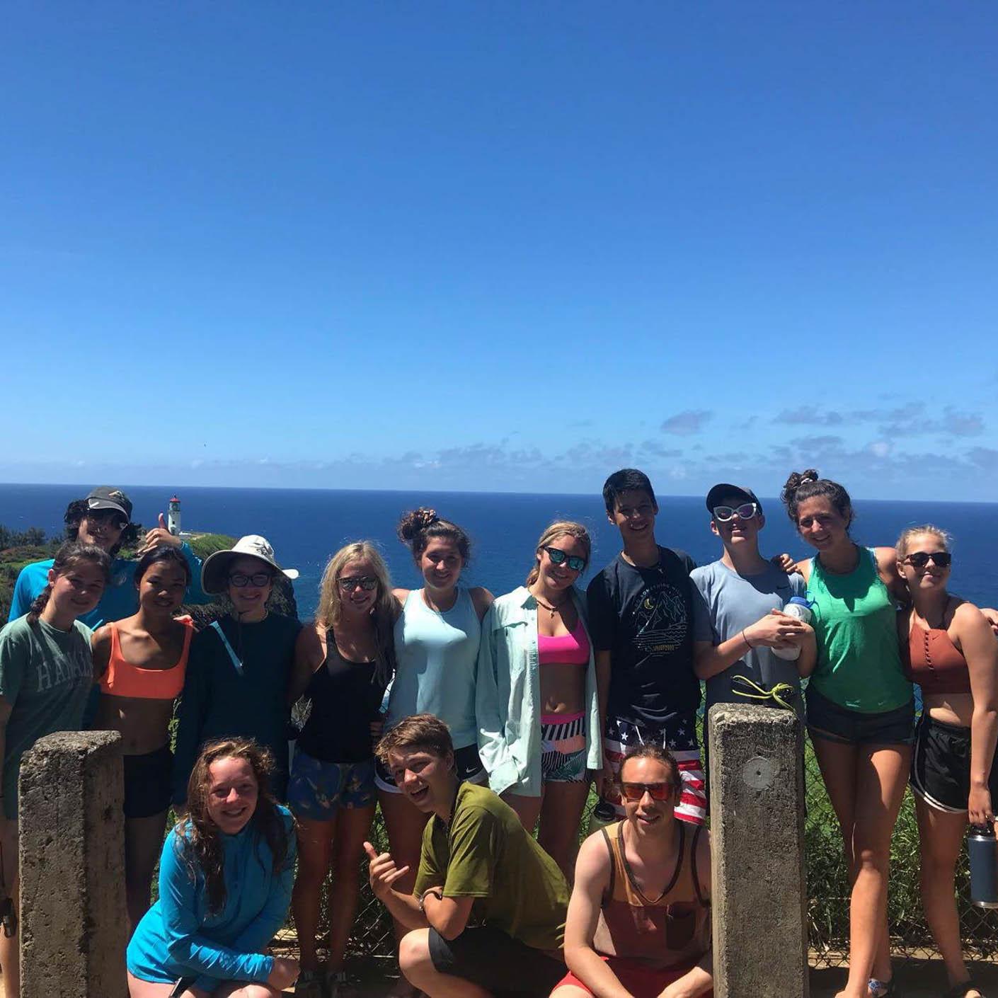 Hawaiian Islands hiking