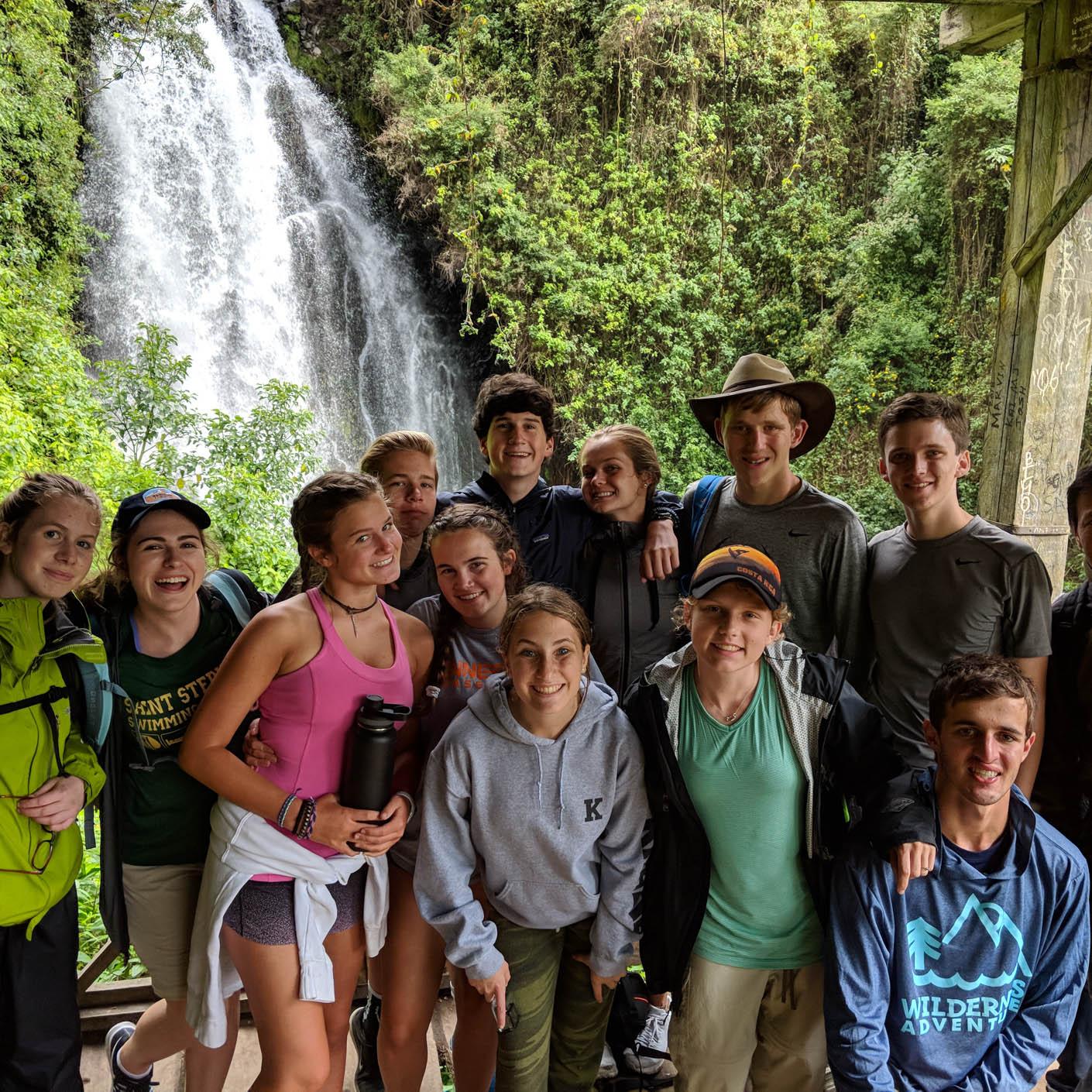 Ecuador Galapagos hiking