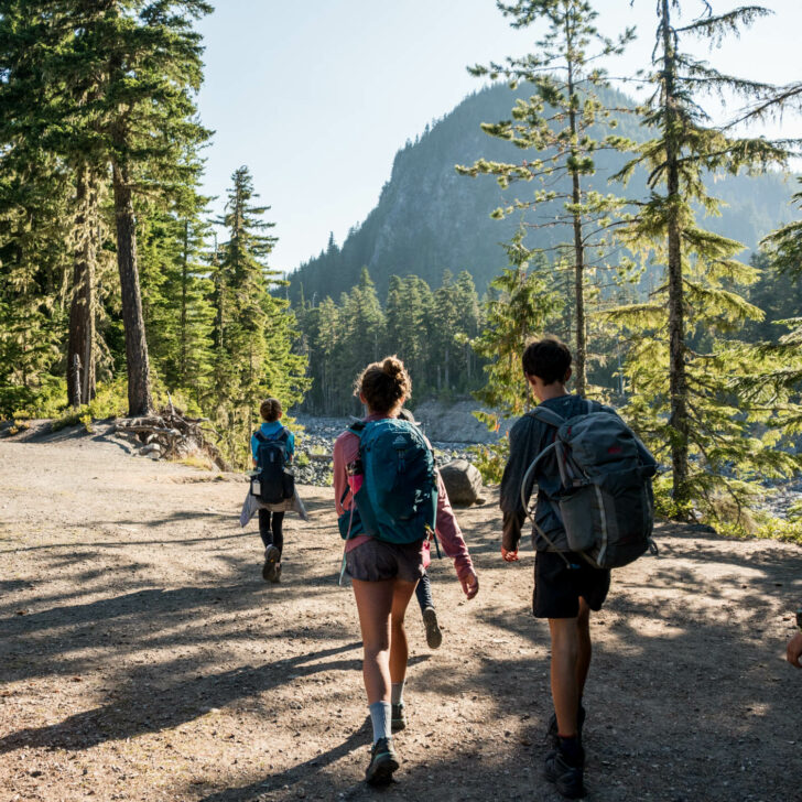 Pacific Northwest Discovery hiking
