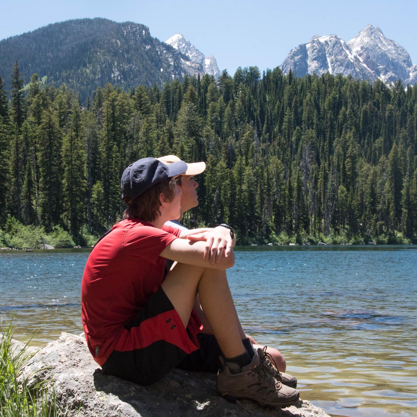 Jackson Hole High Trails hiking