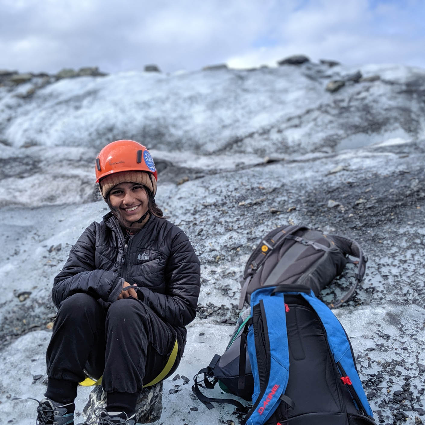 Alaska Southcentral ice climbing