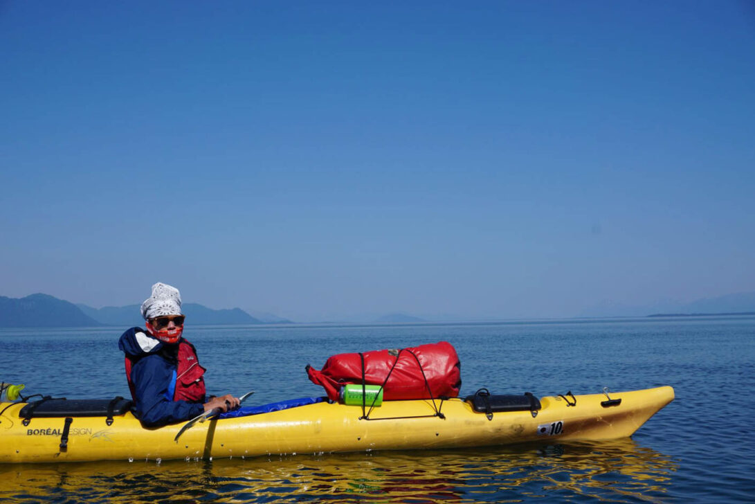 Alaska Southeast kayaking