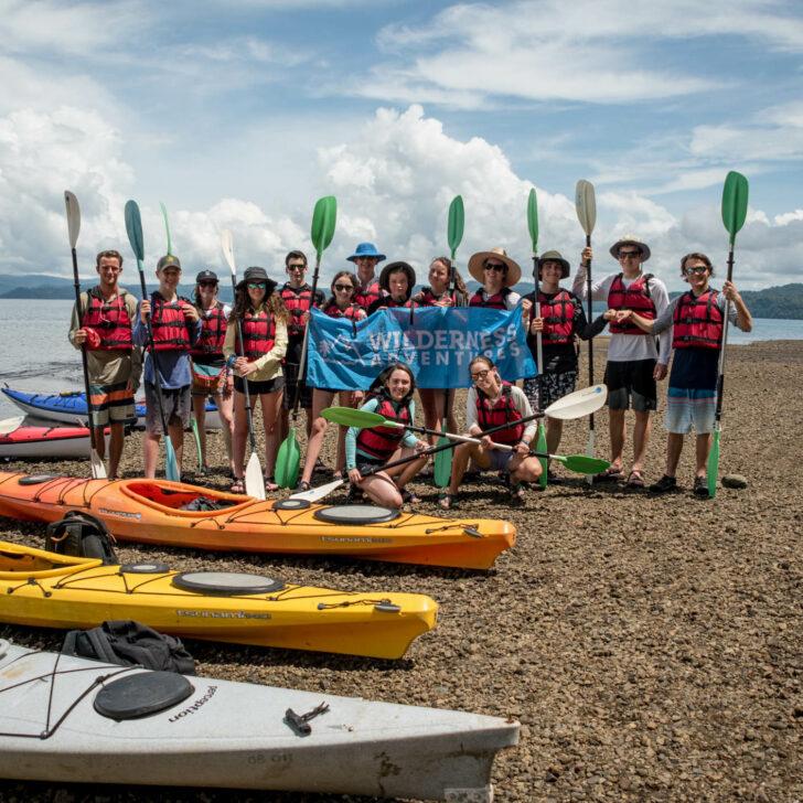Costa Rica kayaking