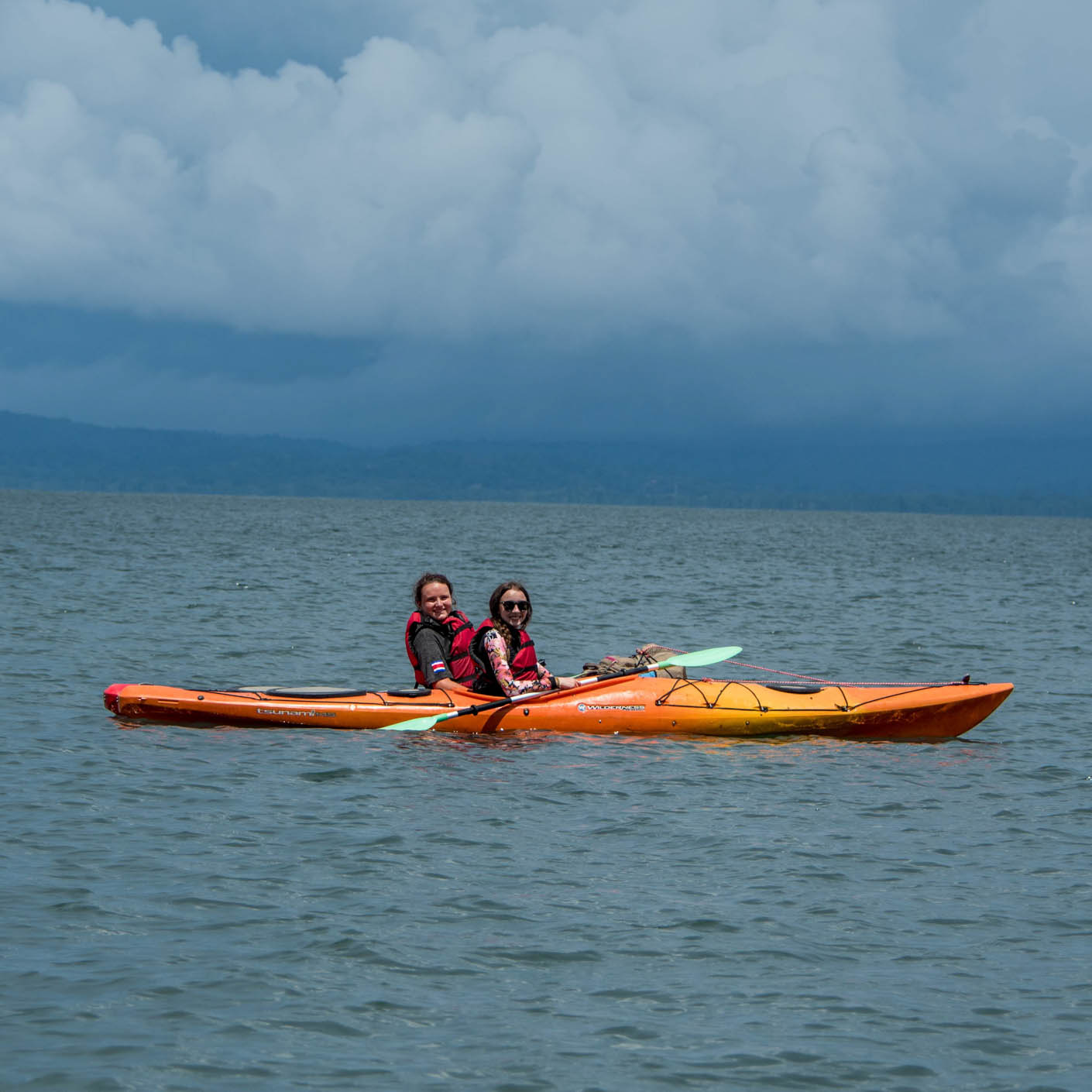 Costa Rica kayaking