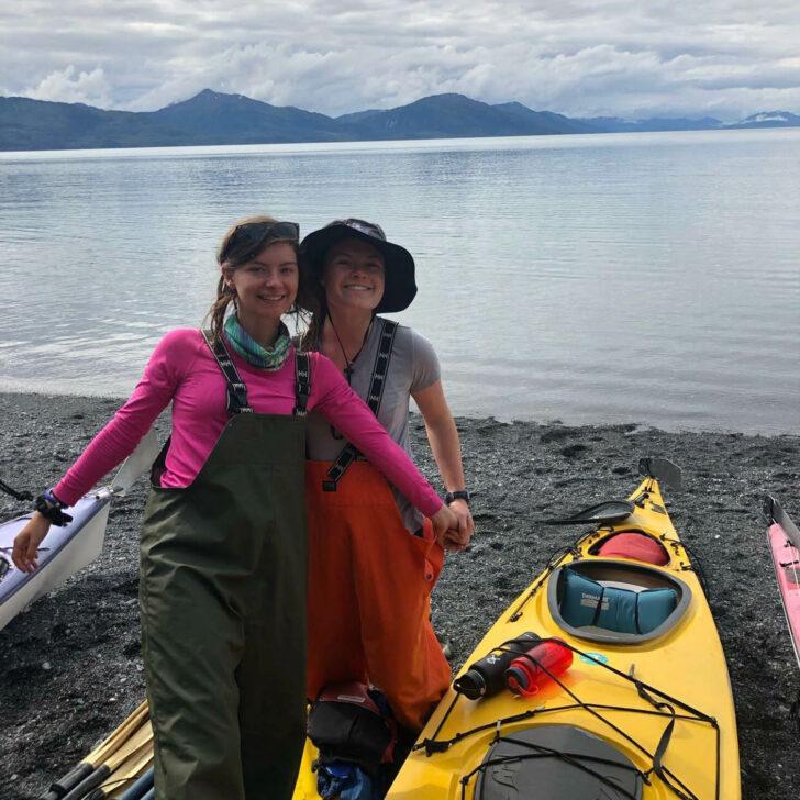 Alaska High Trails kayaking