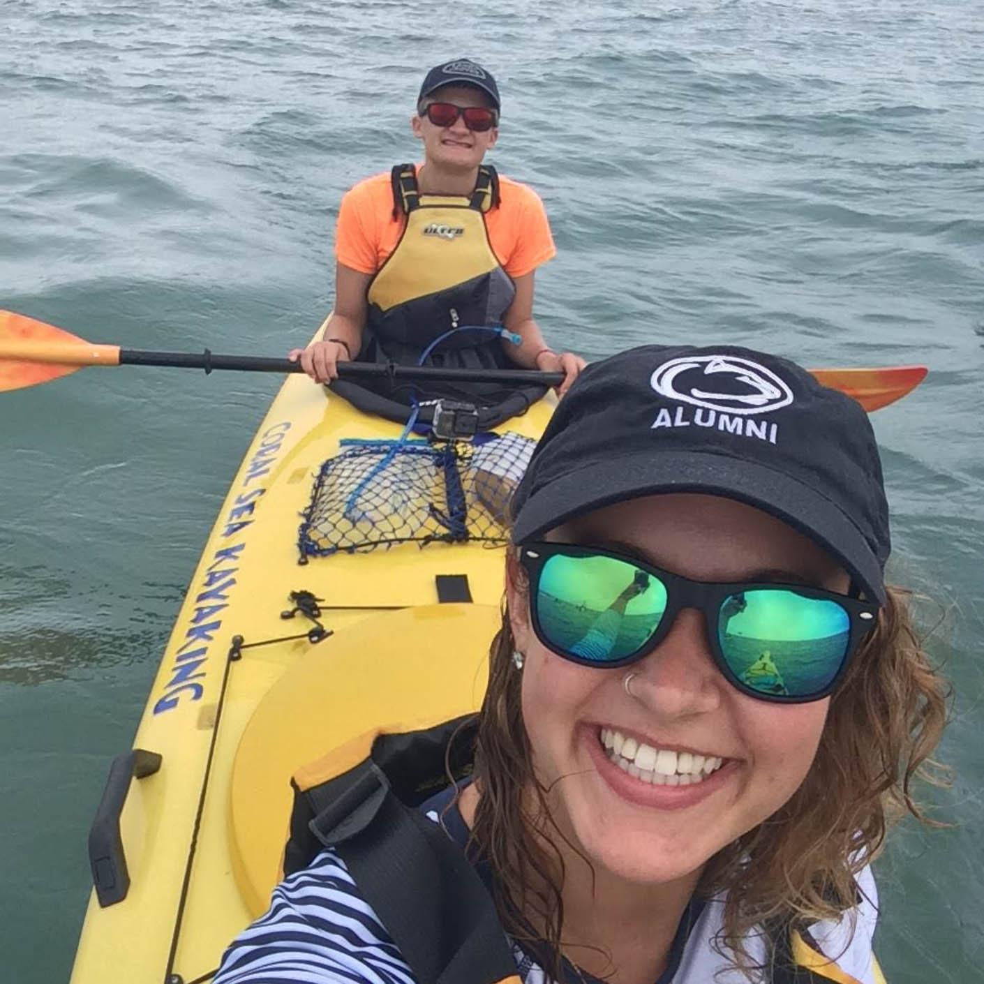 Australia kayaking
