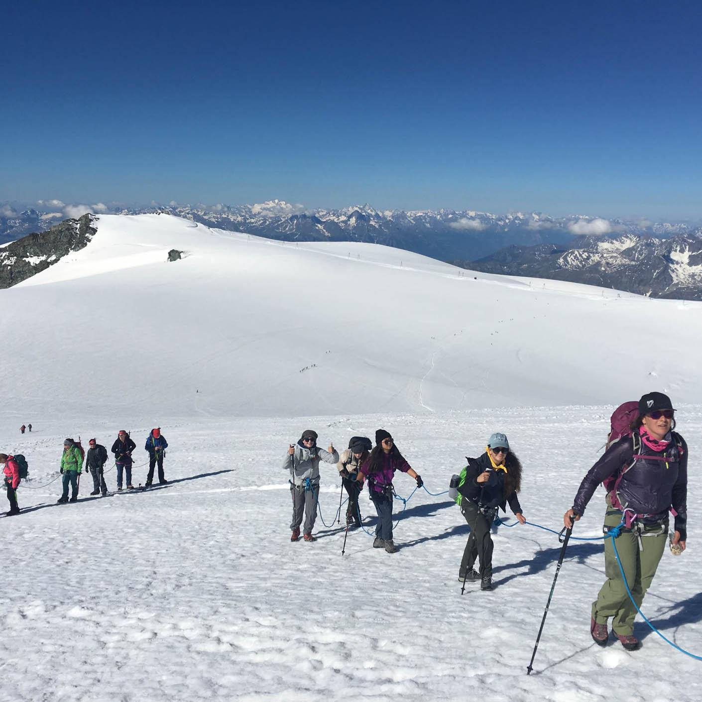 Europe Alps Explorer mountaineering