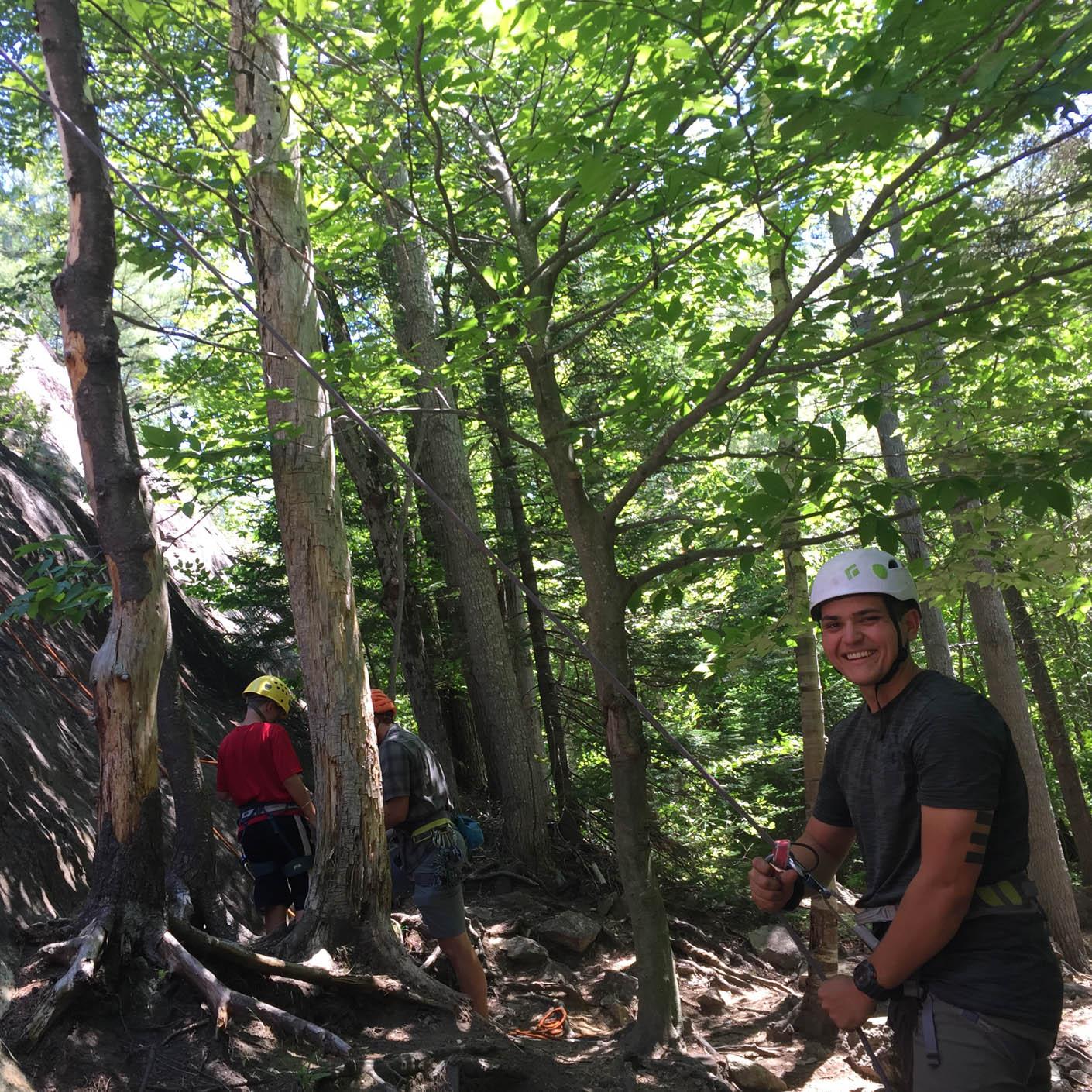 Adirondack Discovery rock climbing