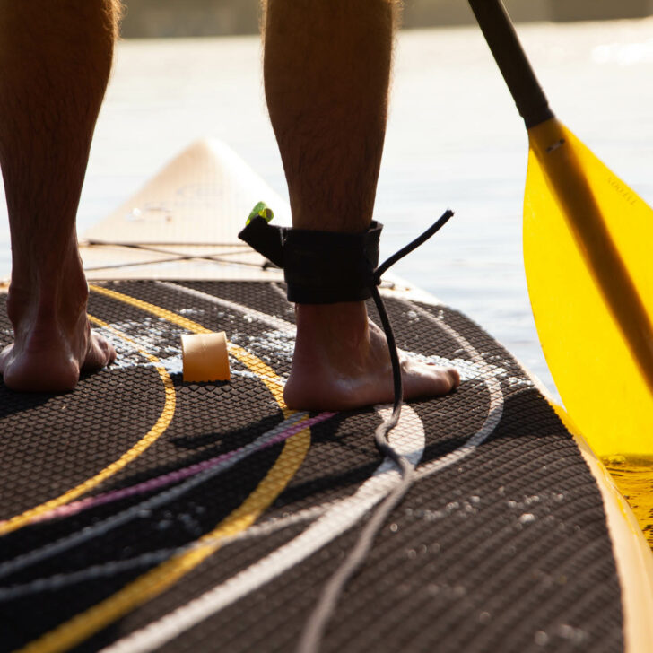 Alps & Pyrenees stand up paddle board