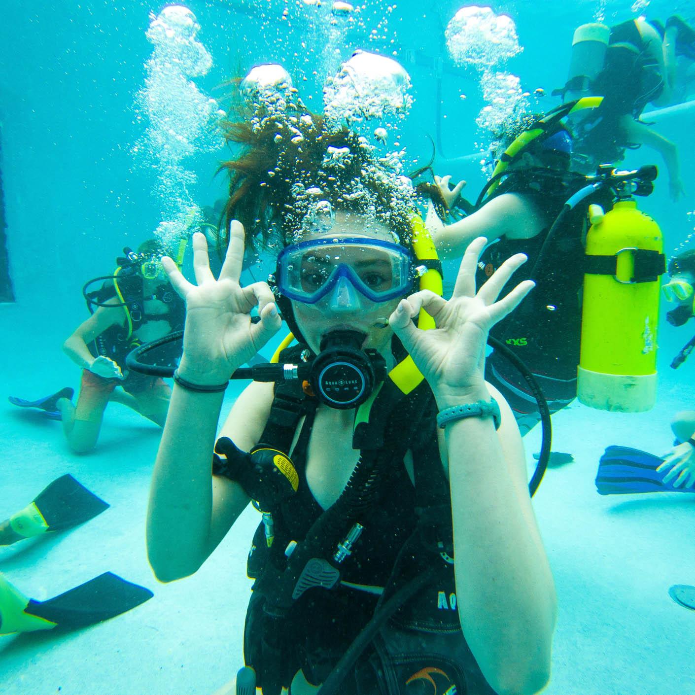 Hawaii Explorer scuba