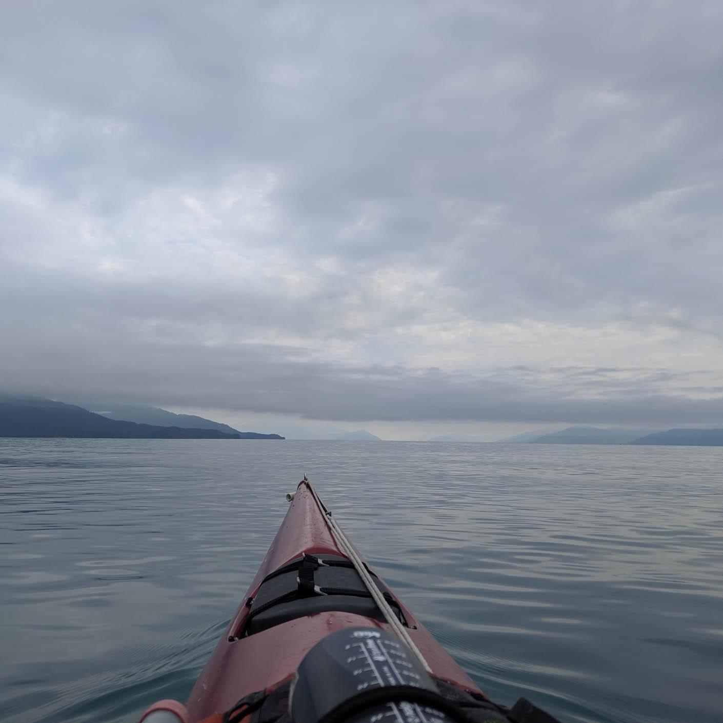 Alaska Southcentral sea kayaking