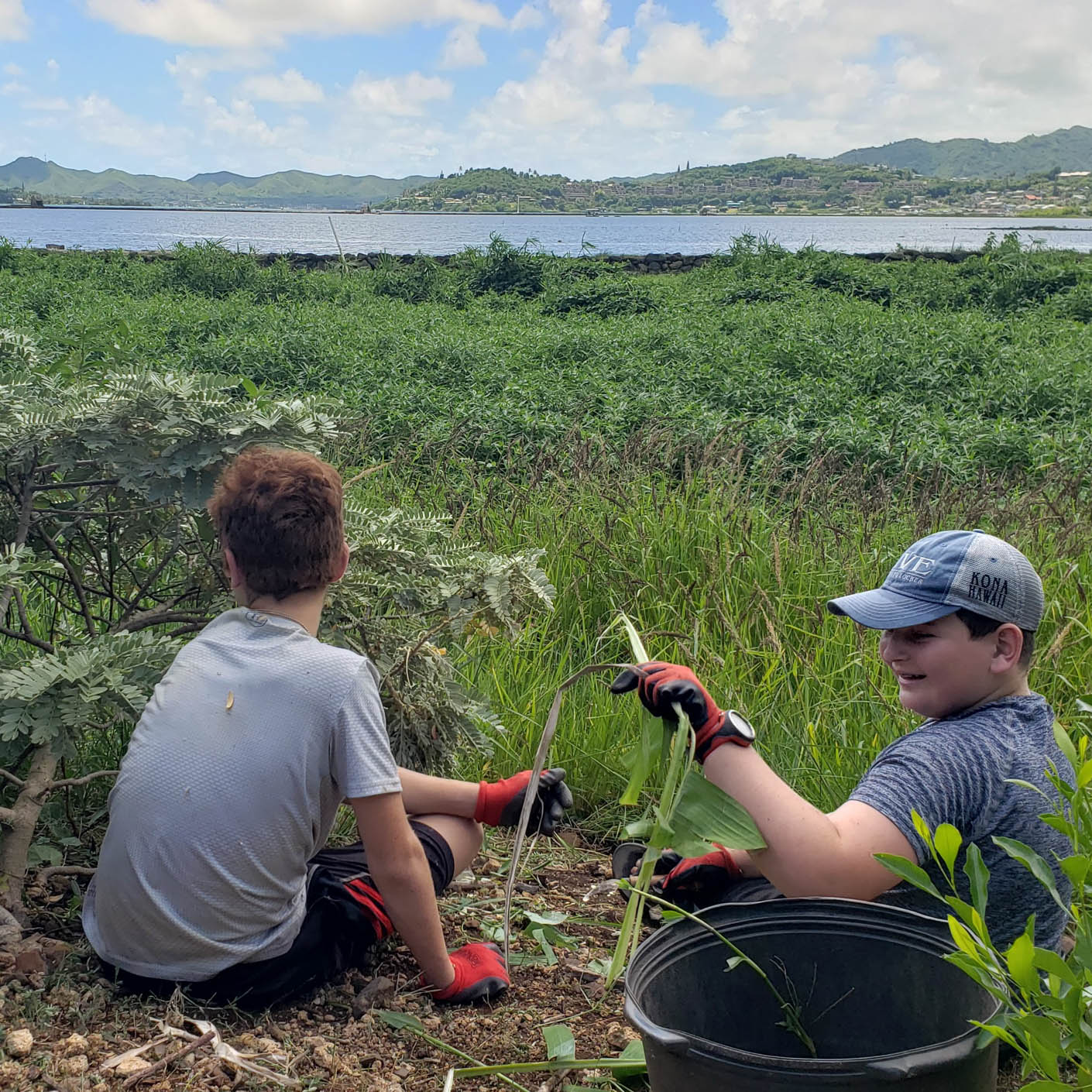 Hawaii Explorer community service