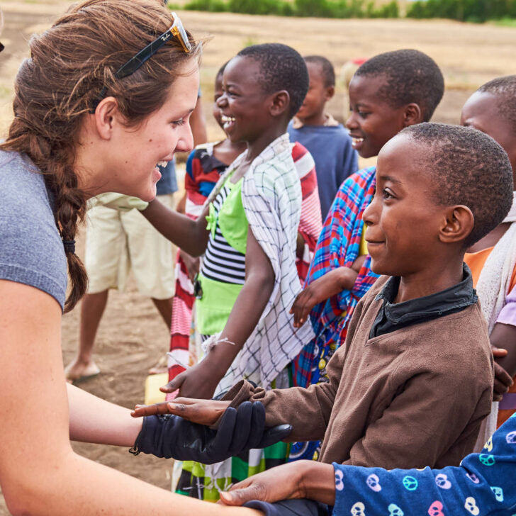 Kilimanjaro community service