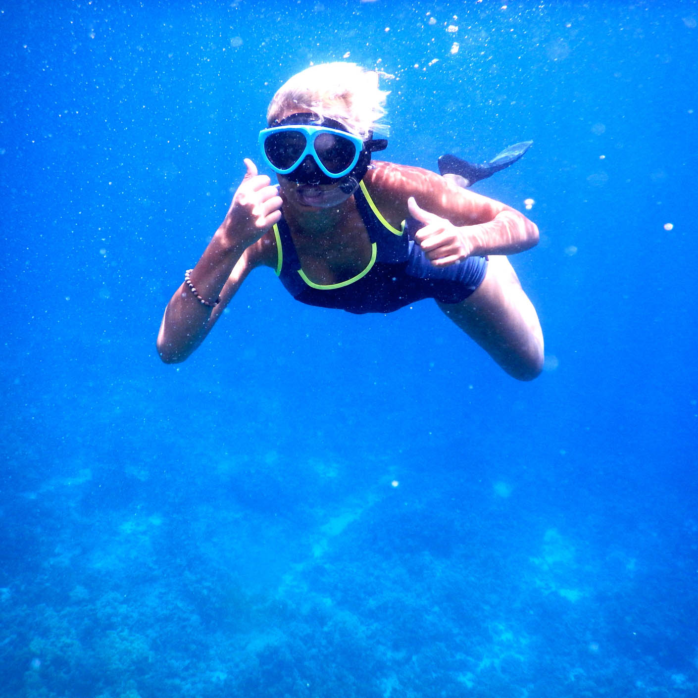 Hawaii Service snorkeling