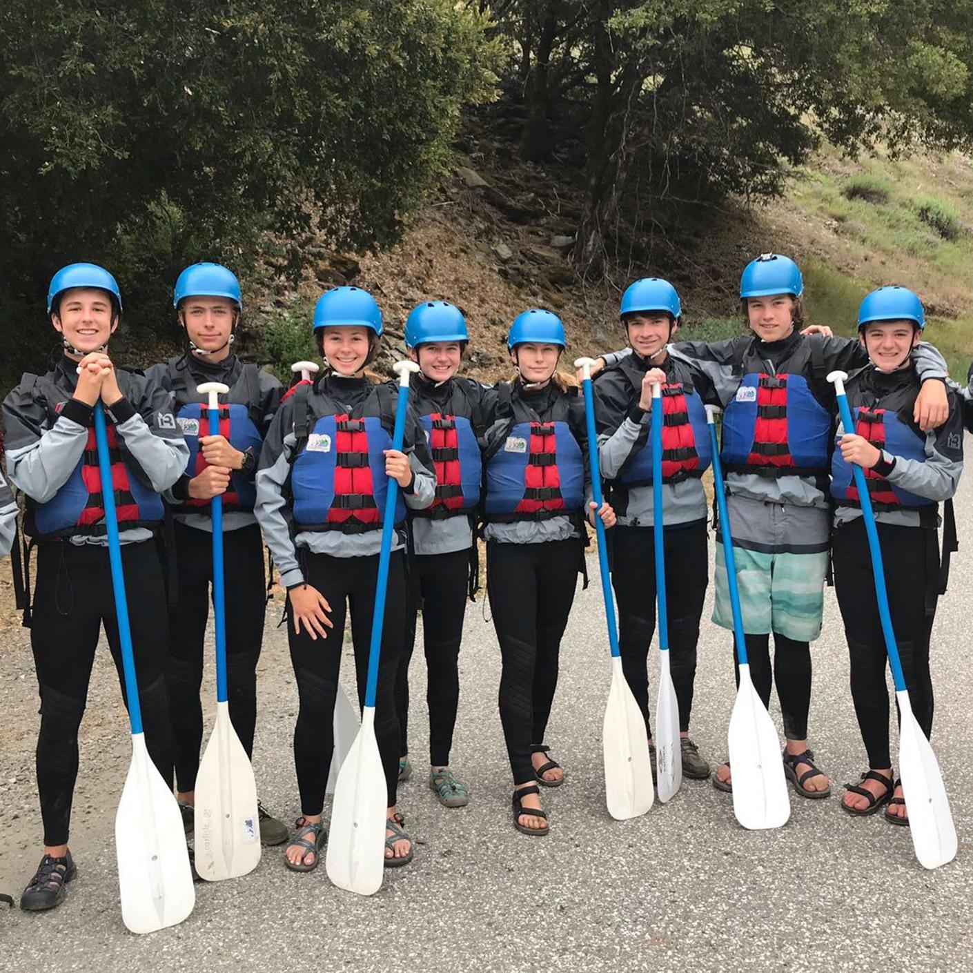 Yellowstone Wilderness whitewater rafting