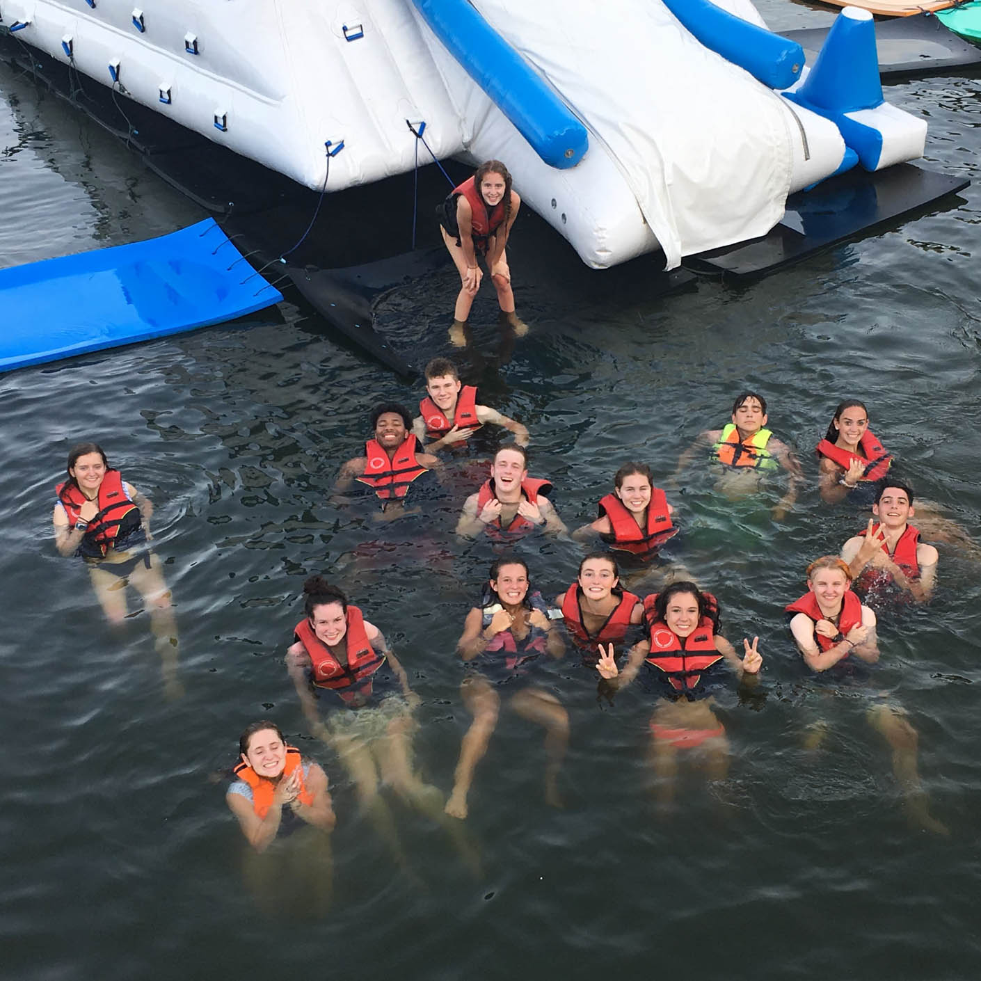 Thailand Service whitewater rafting