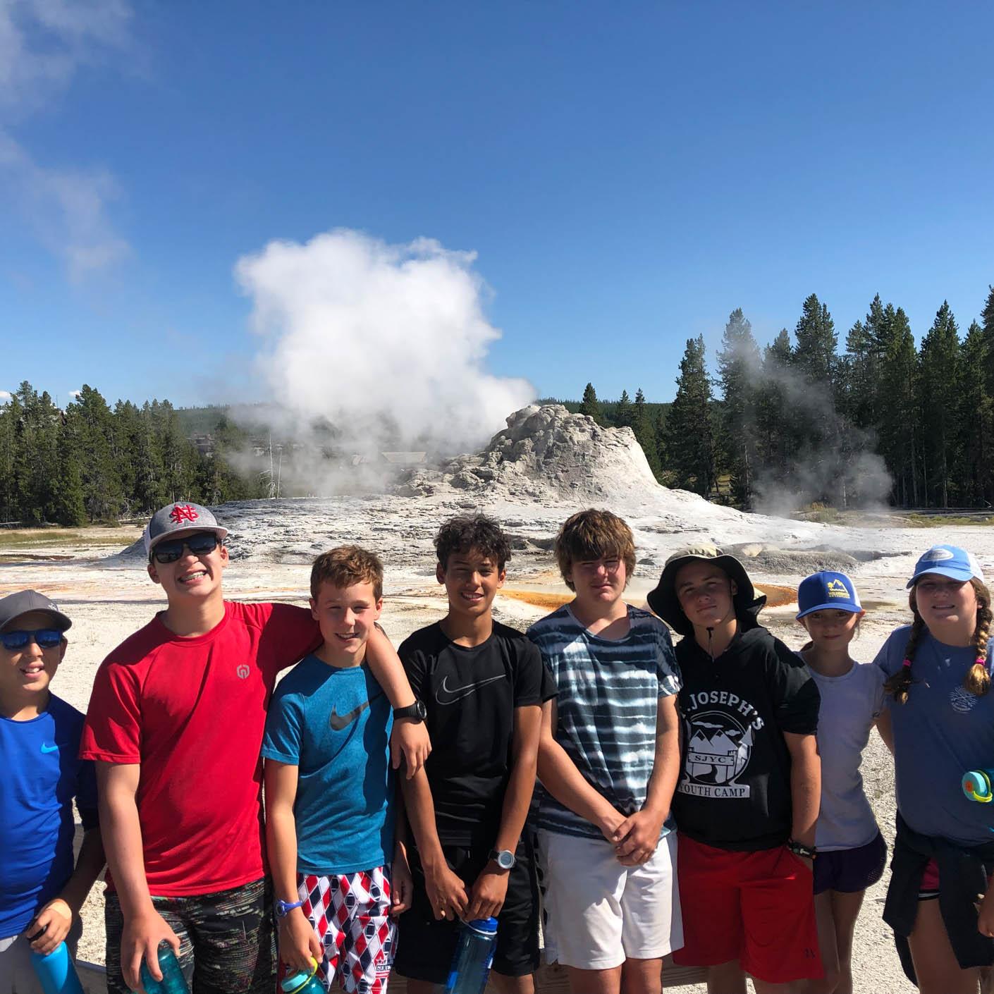 Yellowstone Teton Discovery at Yellowstone