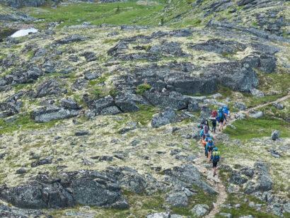 Alaska High Trails hiking