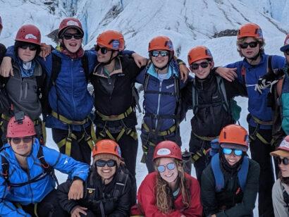 Alaska Southcentral group photo