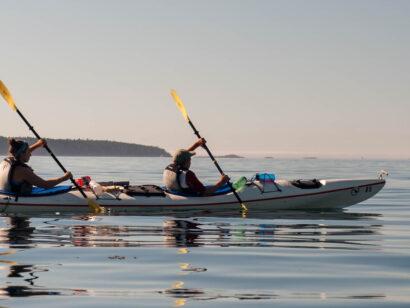 British Columbia kayaking