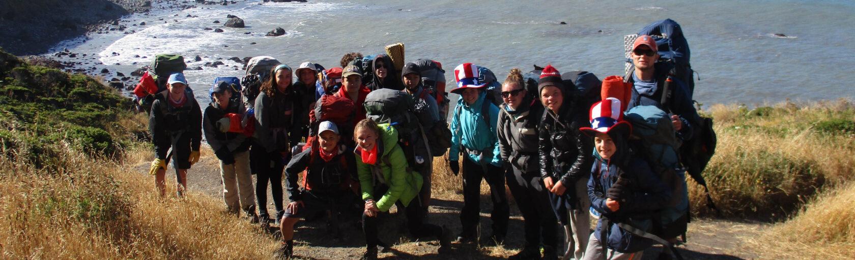 California Explorer group photo