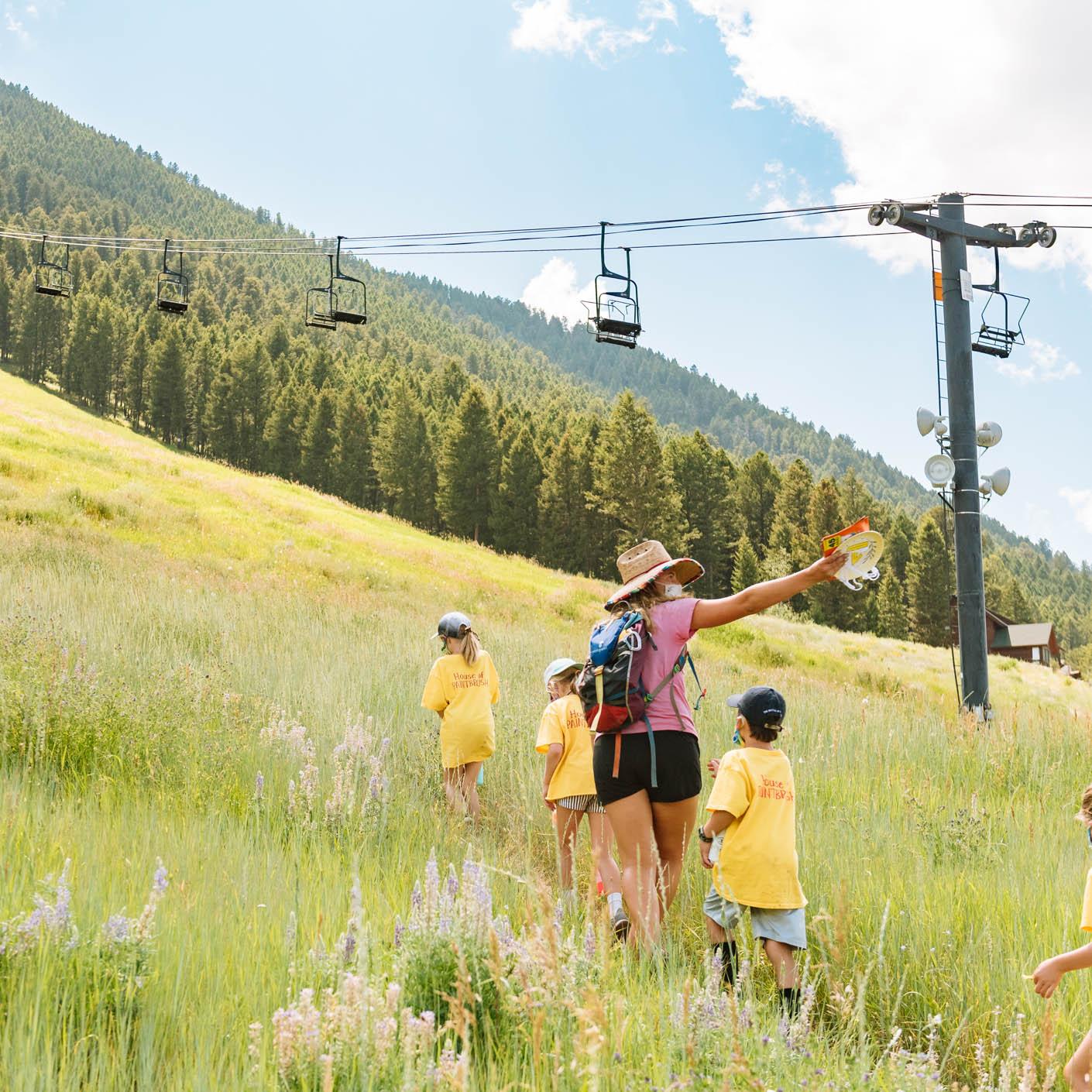 Jackson Hole Basecamp hiking