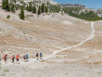 Oregon Cascades Explorer hiking
