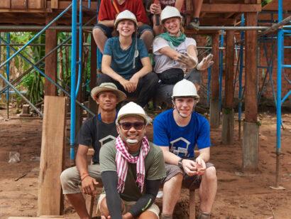 Thailand Service group photo