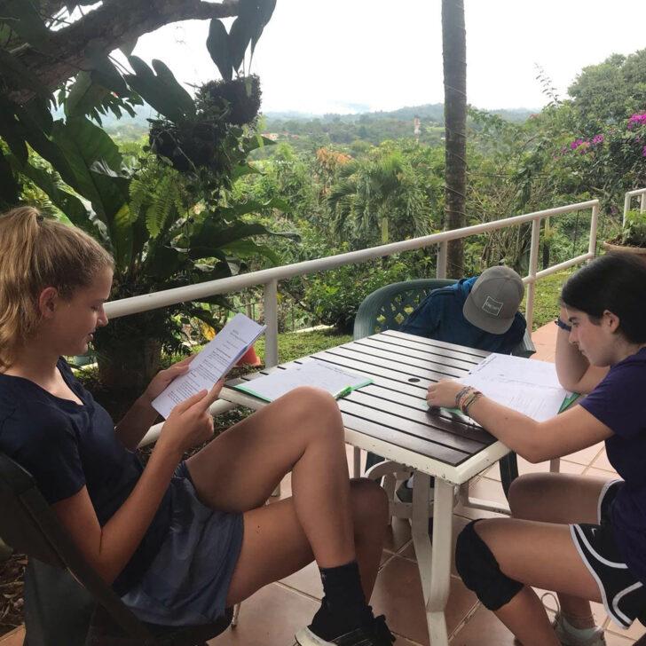 Working on the Costa Rica Pura Vida trip